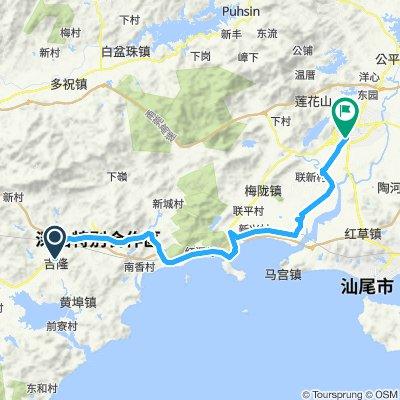 120213 深圳至揭陽 Day4