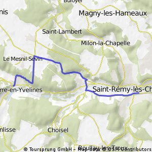 Paris Nice 2012 - Stage 1 - TT