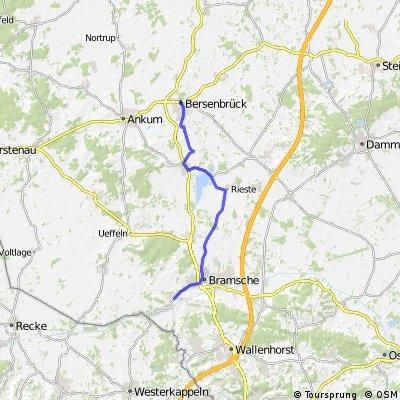 Achmer/Bramsche - Bersenbrueck