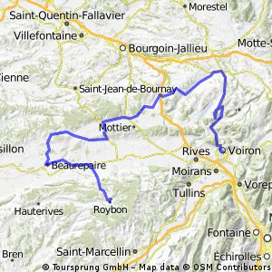 Rhone-Alpes Izere Tour stage 2