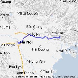Hanoi-YenTu