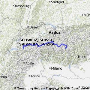 Bormio-Gstaad