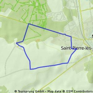 Course DEP Puiselet