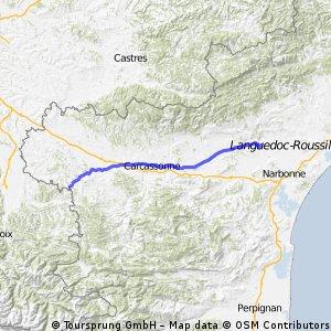 Francia - tappa 5 - Mirepeisset / Saint-Gauderic