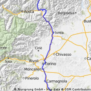 Stage 14 of the Giro d'Italia 2012