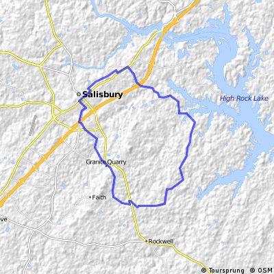 Salisbury #1-#2