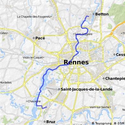 Betton- Rennes -Ker Lann