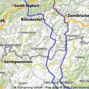 FrühjahrAusdauerTour 2012