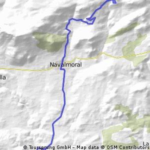 NAVALMORAL, por Burgohondo