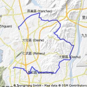 Caotoa MRT E-da 21 Niaosong