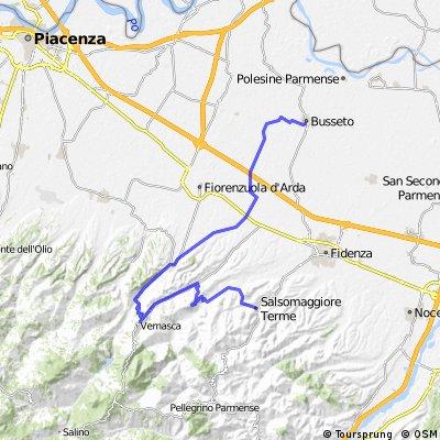 Busseto-Castel-l`-Arcuato-Salsomagiore