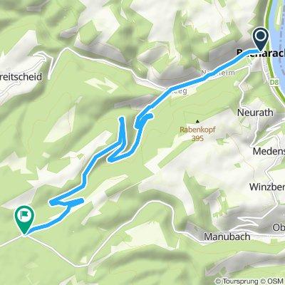 Bacharach Bergzeitfahren