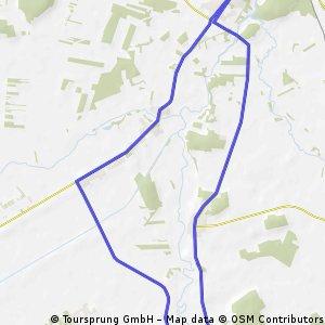 Volksradfahren 21 km - TSV Bremervörde