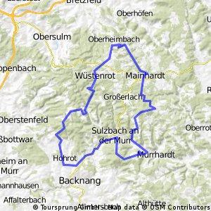 Schwäbisch-Fränkische Hügel