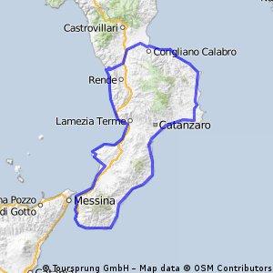 Giro Calabria 2012