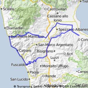 Giro Tirreno