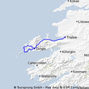 Tralee to Dingle