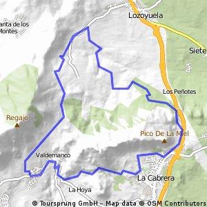 """MTB-IN """"Sierra de la Cabrera"""""""