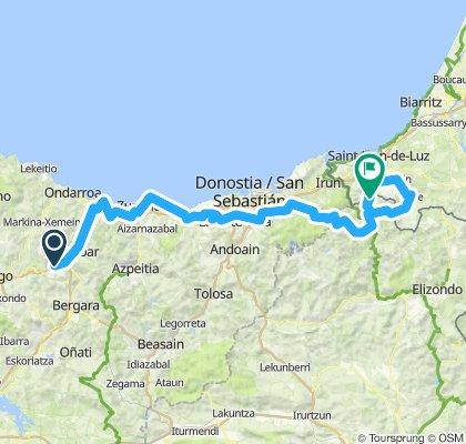 Vuelta al Pais Vasco 2012 etapa 4