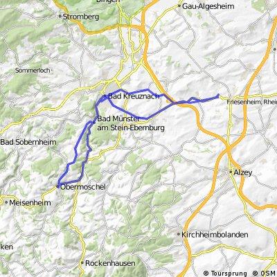 Runde durch die Obere Pfalz