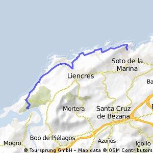 San Juan de la canal - pinares