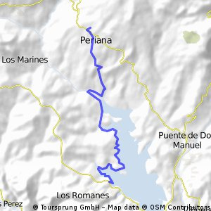 ruta pantano