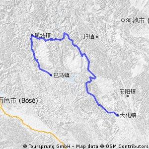 2012-3-3 廣西七百弄+東巴鳳7天
