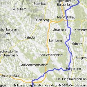 Pöllau - Pinkafeld
