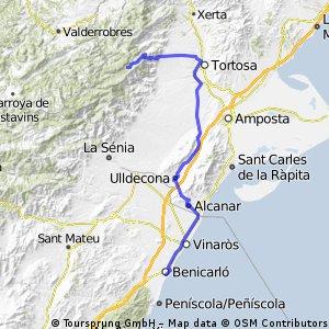 Travessa del Massís del Port-Sud