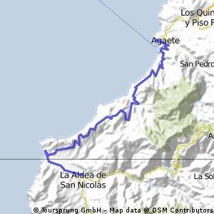 Gran Canaria, San Nicolas-Agaete