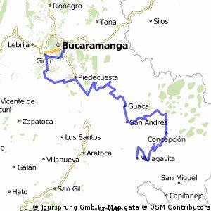 Bucaramanga - Molagavita