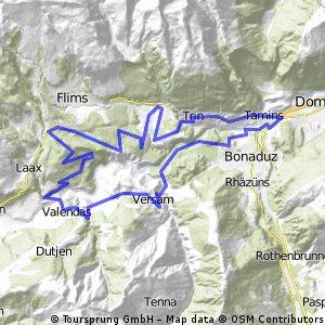 Rheinschluchttour Hasek