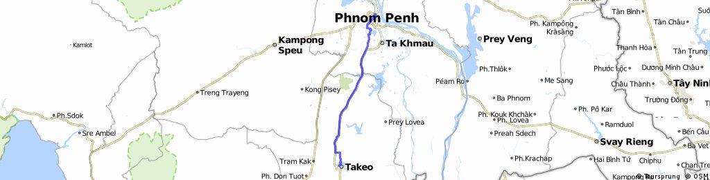 Naar phnom penh dag 2
