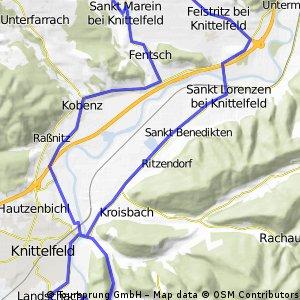 Frühlingstour Thalberghof 822m