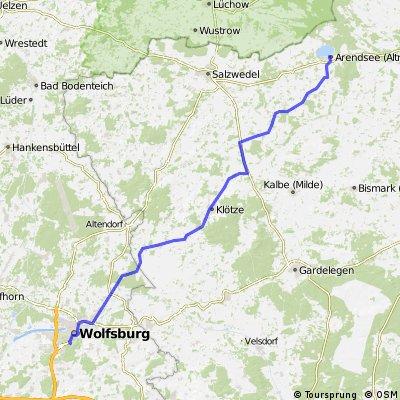 Wolfsburg-Arendsee
