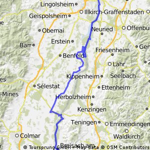 CYCLING THE RHINE: Route R02A