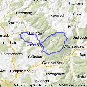 Büdingen-Hühnerhof-Runde