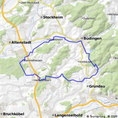 Büdingen-Ronnenburg