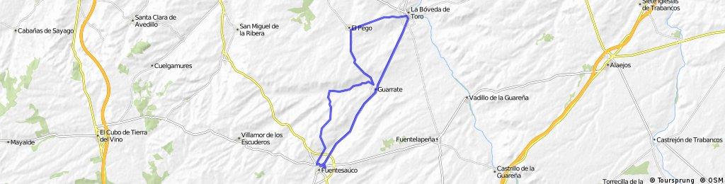 FUCO - GUARRATE -  BOVEDA DE TORO - FUCO