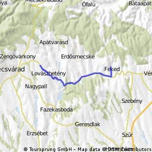 Tour de Pécs 2014 - 2. szakasz