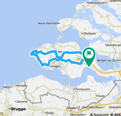 Dwars over Walcheren - 110 km