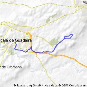 Ruta historica Gandul