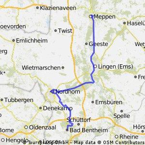 Radland Niedersachsen-Runde Etappe 1