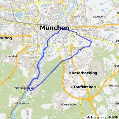 Rundkurs München Trudering Grünwald Trudering