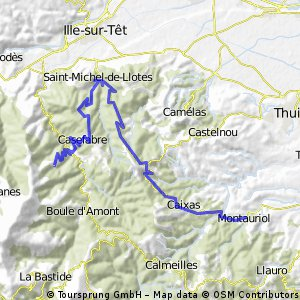 Montauriol - Serrabonne