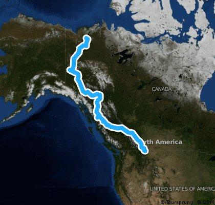 Canada - CycloExpedition Americas