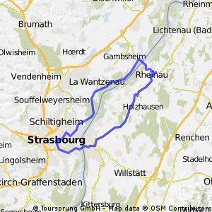 Straßburg - Marche Gayot