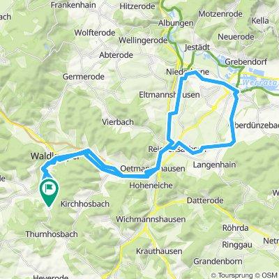 Rechtebach-Eschwege-Rechtebach