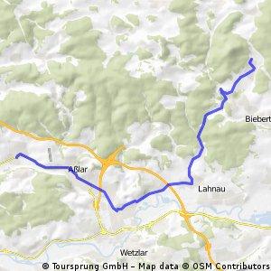 Werdorf - Fellingshausen