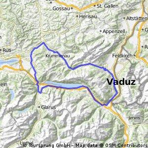 Kerenzerberg-Wildhaus-Ricken
